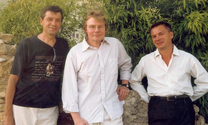 Eric Prud'Homme Trio