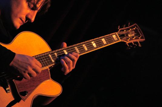Hugo Lippi Trio