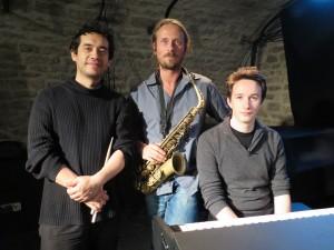 Gaël Horellou Trio